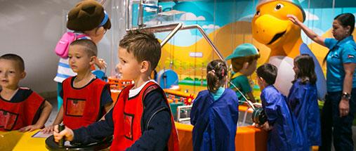 Little Explorers Workshops